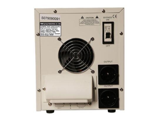 اتوماتیک ولتاژ استابلایزر8000 TBM