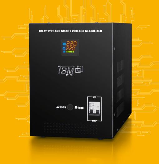 اتوماتیک ولتاژ استابلایزر TBM